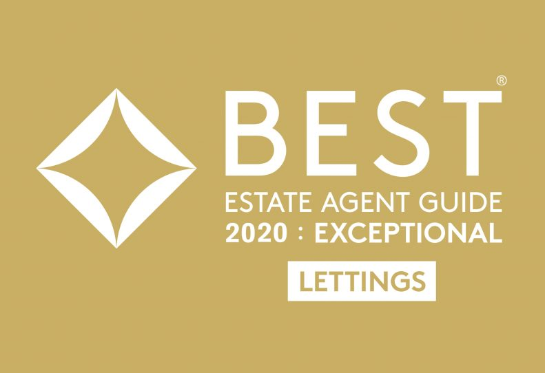 We Won! Best Estate Agent Guide 2020