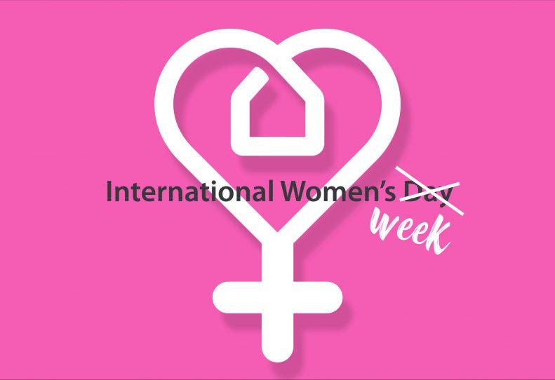 International Women's… Week!
