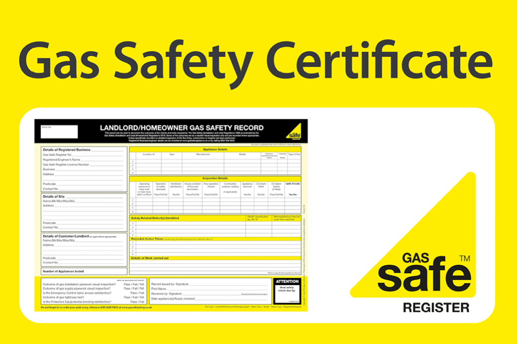 Gas Safety or Water Cylinder Inspection