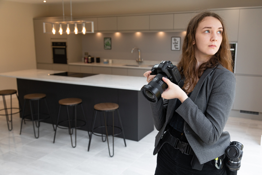 Photographer Frankie