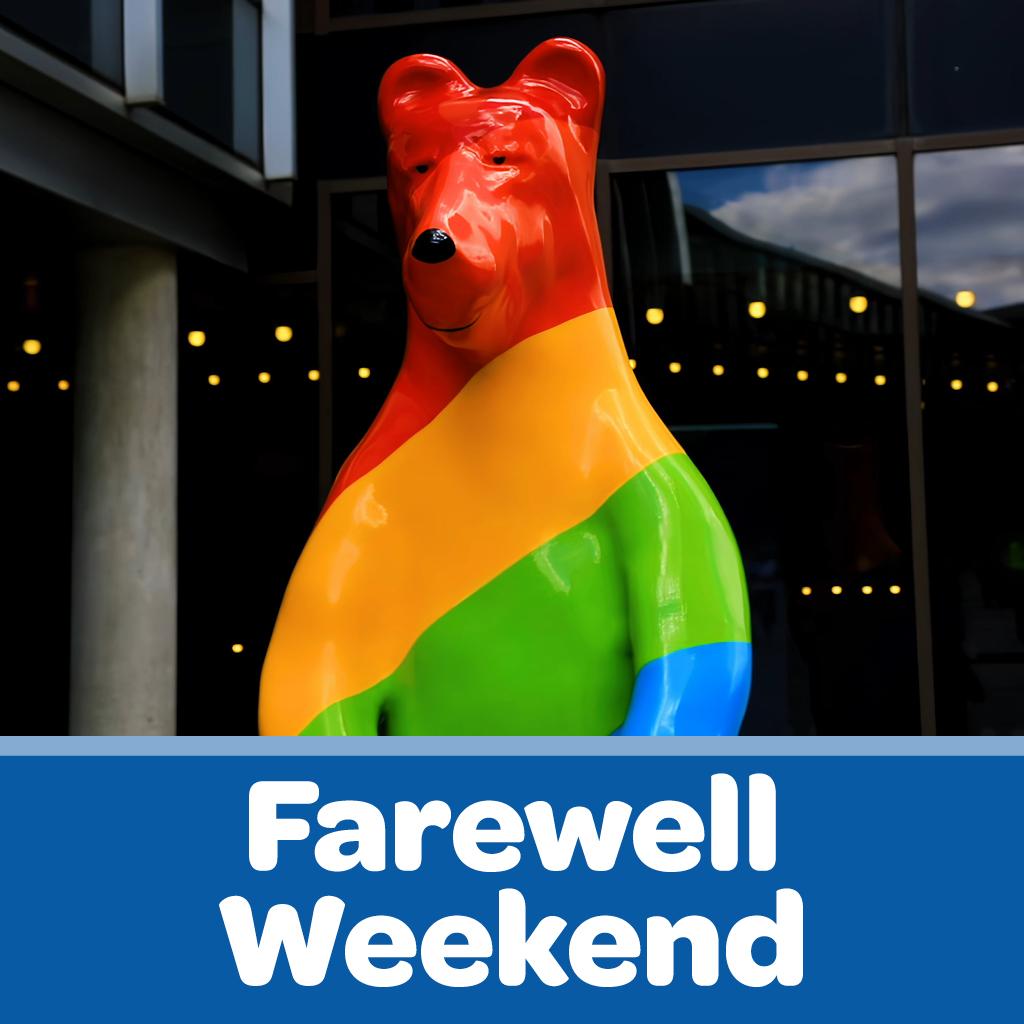 Bears Button Farewell